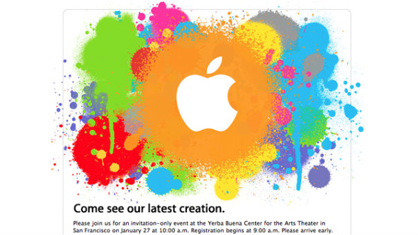 All You Need To Know about Apple Tablet Event