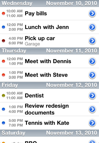 Top calendar apps for iphone ipad amp iphone calendars