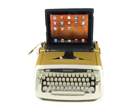 3 iPad Typewriter Solutions You Should See