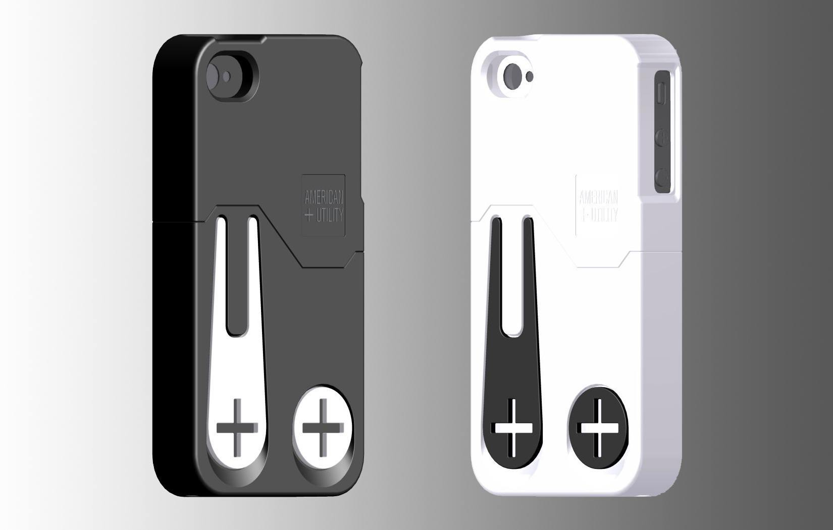 BurritoB0t Builds Burritos, MARK iPhone Case for Golfing