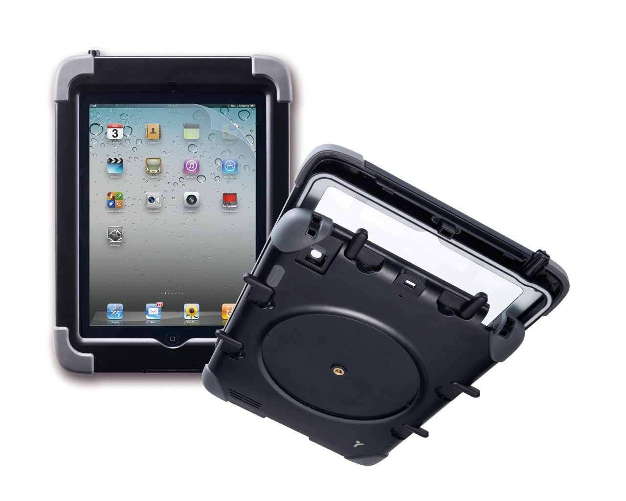5 Waterproof Cases for iPad 4 / 3