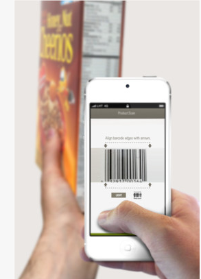 7 awesome food barcode scanners for healthy eating for Barcode food