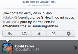 David Ferrer's Galaxy S4 Mistake, iPad mini 64% Share