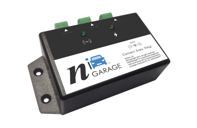 niogarage an affordable wifi garage door kit that lets you use your iphone or android device to open your garage there are no monthly fees