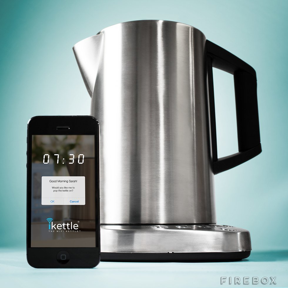 6 Awesome IPhone-Enhanced Smart Kitchen Products