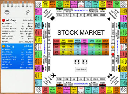 essay on the stock market game Welcome to the colorado stock market experience this stock market game is available for free for all teachers and students in colorado.