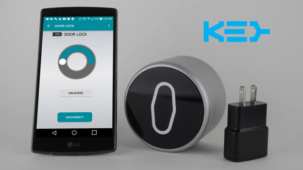 BluKey Turns Your Door Lock Smart